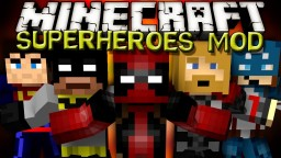 SuperheroesAddon | Add more superheroes to your experience!