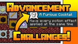 Minecraft 1.12 | Advancement Challenges Explained Minecraft Blog Post
