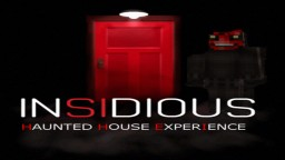 Insidious Haunted House Experience Minecraft Project