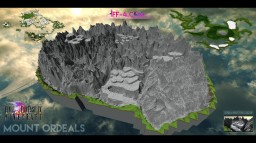 [FFIV] Mount Ordeals Minecraft Map & Project