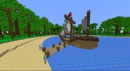 Pixelmon Elite Island (converted to 1.10) Minecraft Map & Project