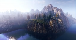 Valor, A World Machine Map Minecraft