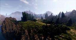 Windwall, A World Machine Map Minecraft Project