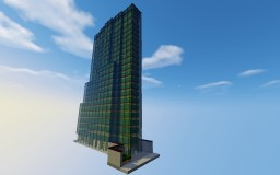 Springs Mills Building, New York City Minecraft Map & Project