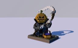 Reaper by ELM0 and gottodo | minecraft-spielplatz.de Minecraft Project