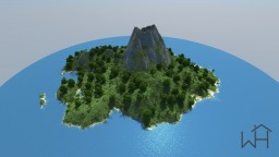 The Island - 1k x 1k Map Minecraft Map & Project