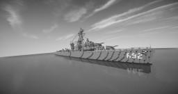 USS Allen M. Summer   American destroyer (ShipSide) Minecraft Map & Project