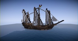 17th Century Ship | Xebec (download)