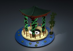 The Jade Temple Minecraft