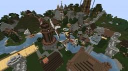 Longdale (Medieval Town)