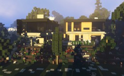 Owers House by RIBA Minecraft Project