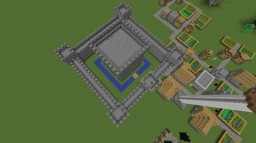 Generic Castle of sorts Minecraft Map & Project