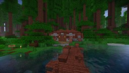 Modded House Build Minecraft Map & Project