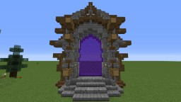 Portal/Steampunk pack Minecraft Map & Project