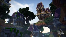 Blue Spawn Minecraft Map & Project