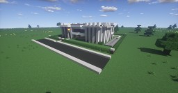 Modern Survival House #2 Minecraft Project