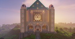 Pixelmon Cathedral (PIXELMON REQUIRED)