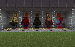 Spiderman: Homecoming Resource Pack Minecraft Texture Pack