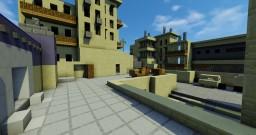 CSGO Dust 2 Minecraft Map Minecraft