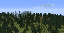 First Successful World Paint Minecraft Map & Project