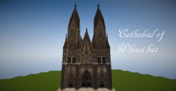 Cathedral of Whizca'has (Gothic Cathedral)