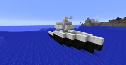 Small boat Minecraft Map & Project
