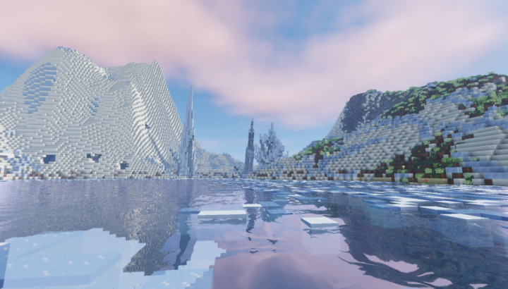 Survival Ice Biome