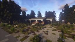 Rural House Minecraft