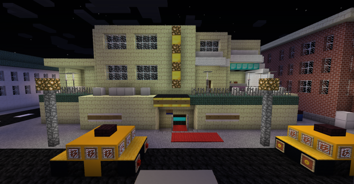 Superb Payday 2 Nightclub The Tasteful Club 1 12 Minecraft Project Complete Home Design Collection Epsylindsey Bellcom