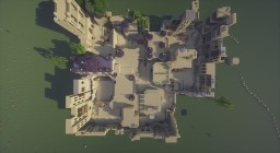 old Dust2  [Remake] Minecraft Project