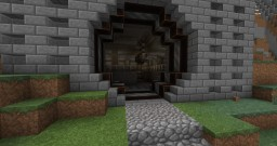 Vault 14 - A Fallout 3 style Vault Minecraft Map & Project