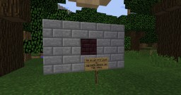 A Nether Brick in the Wall Minecraft Project