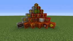Crash Bandicoot 3D Resource Pack [1.12] By DarkestHour757
