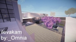 Modern Mansion (ilevakam) Minecraft