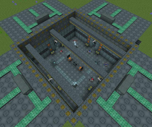 Matter Overdrive Pvp 1 7 10 4 Player Trollcraft Modpack Minecraft