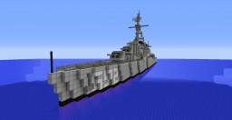 USS Allen M. Sumner DD-692 - WWII Destroyer | 1:1 Scale Minecraft Map & Project