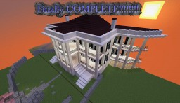 The Chests Mansion (FULL) Minecraft Project