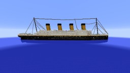 RMS Titanic V2 1:1 [Full Interior] Minecraft Project