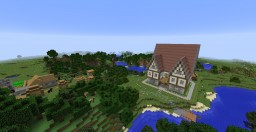 River House 3 Minecraft Map & Project