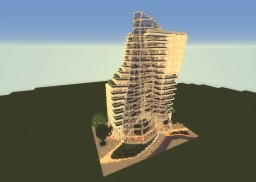 Greenside Tower Minecraft Map & Project