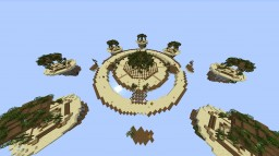 Sky Wars Map Attempt Minecraft