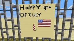 4th Of July Minecraft Project