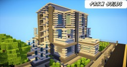 Large Modern House [Download] Minecraft Map & Project
