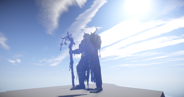 Screenshot with shaders