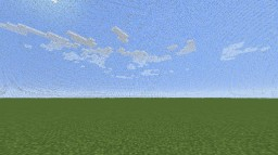 Glass Dome Radius 300 Minecraft Project
