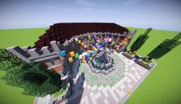 Market of Deimos (Mercado de Deimos) Minecraft Project