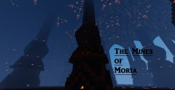 The Mines of Moria! Minecraft Map & Project