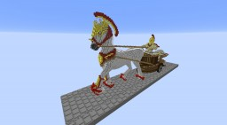 Roman chariot Minecraft Map & Project