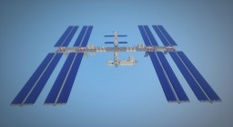 1:1 Scale Iternational Space Station
