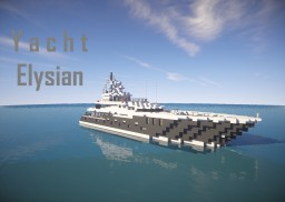 Yacht Elysian Minecraft Map & Project